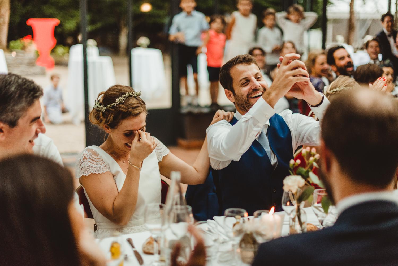 Mariage au Fief de la Thioire - Bérangère et Thomas