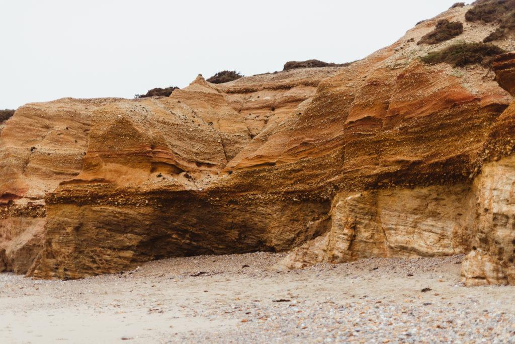 plage de la mine d'or