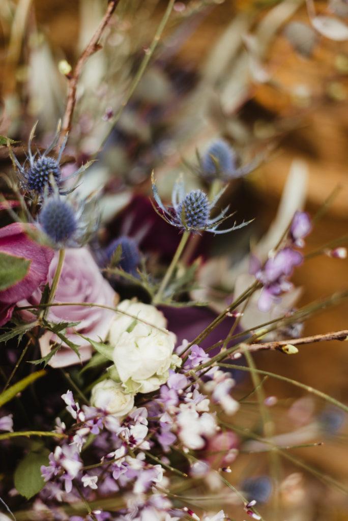 chardons bouquet
