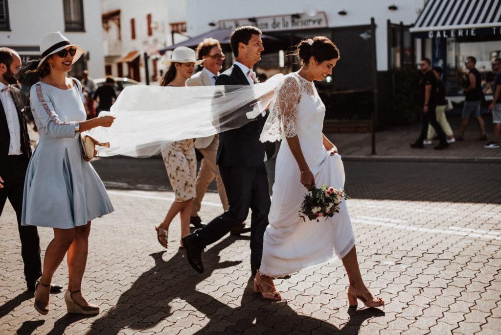 mariée île d'yeu