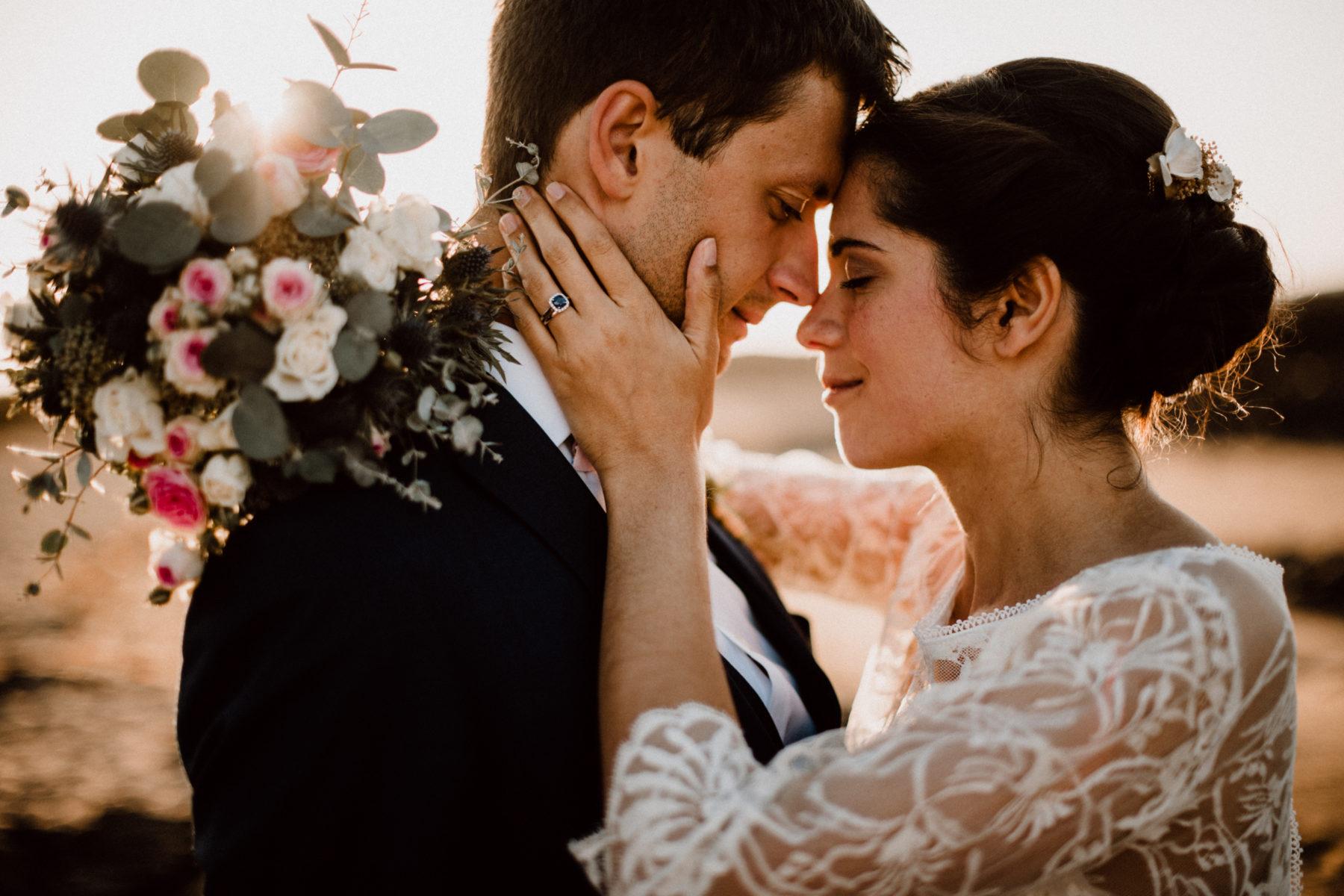 Mariage à l'île d'Yeu - Leïla et William